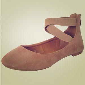 NWOT Ballet Flats